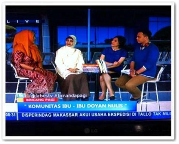 Dari Talkshow di TV Lokal ke TV Nasional