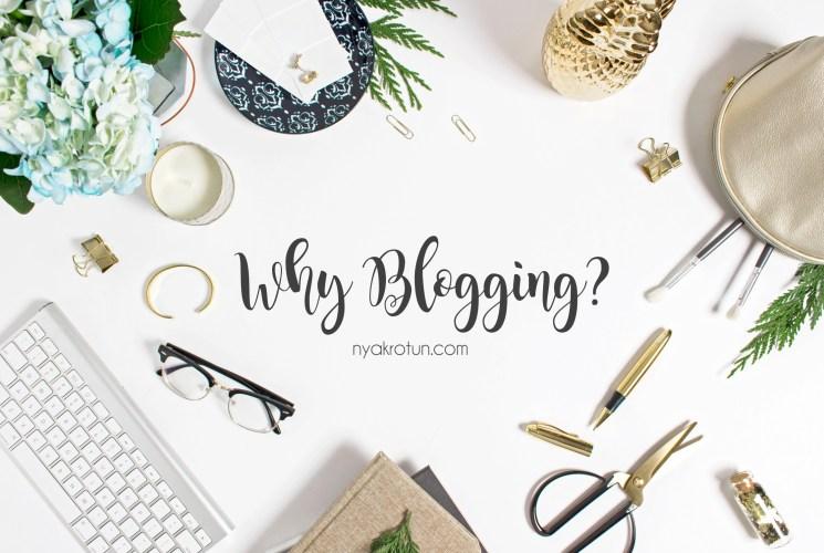 Ngeblog dan Raditya Dika