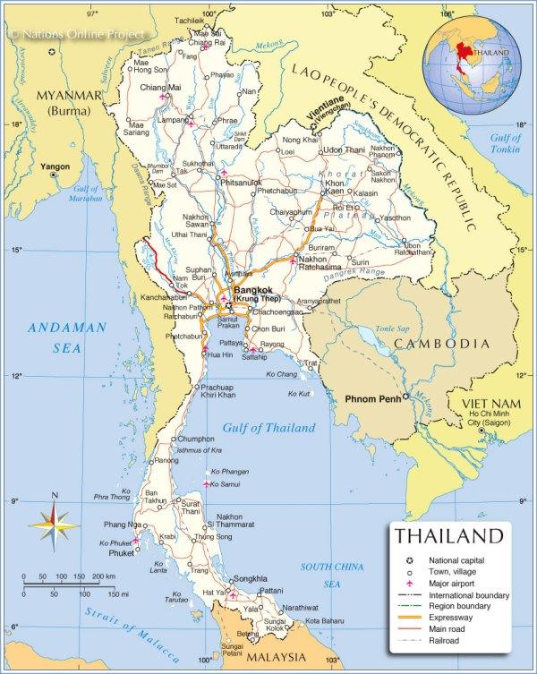 Nyala Tours Viajes a Tailandia Excelentes Opiniones