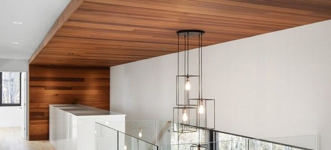 4+ Creative Wood Paneling You Would Die For