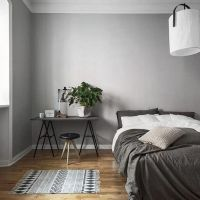 +35 Grey Bedroom Ideas To Repulse Fatigue