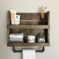 39+ Rustic Industrial Bathroom Ideas 1
