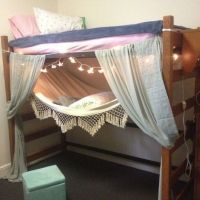 34 The Nuiances Of Dorm Room Ideas Lofted Bed Desk 320