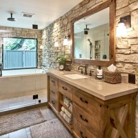 25 Best Rustic Bathroom Ideas
