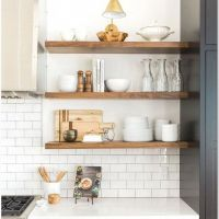 40 Creative Small Kitchen Design And Organization Ideas To Spice Up Your Kitchen 11