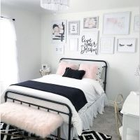 84+ Trendy Teen Bedroom Decor Ideas 21