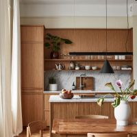 25+ New Mid Century Modern Look for Your Kitchen