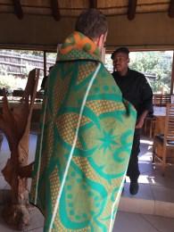 Lesotho blanket