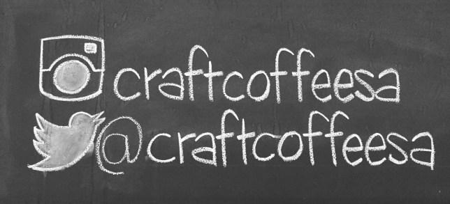 Award-winning Craft Coffee