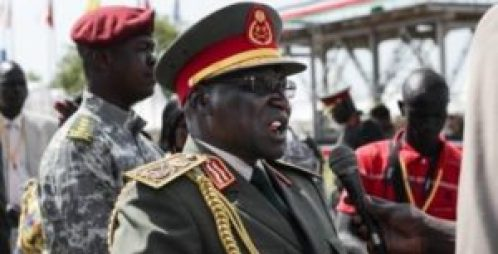 SPLA-IG Chief of Staff, Paul Malong Awan(Photo: file)