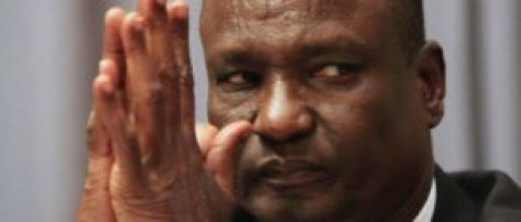 Current South Sudan's First Vice President Taban Deng Gai
