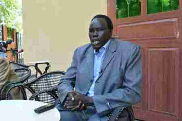South Sudan's Deputy Minister of Defense and former Chairman of COBRA rebels, Lt. Gen. David Yau Yau(Photo: file)