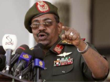 Omar el Bashir, President of the Republic of Sudan