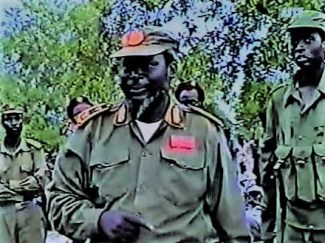 Dr. John Garang de Mabior (Photo/Extracted)