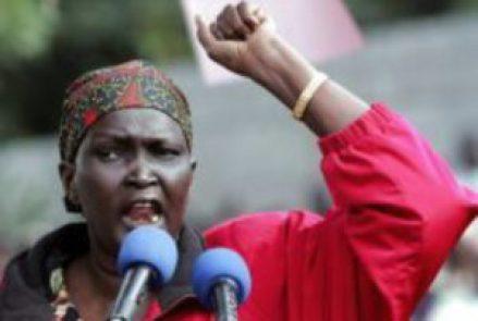 Hon. Rebecca Nyadeng de Mabior (Photo/extracted)