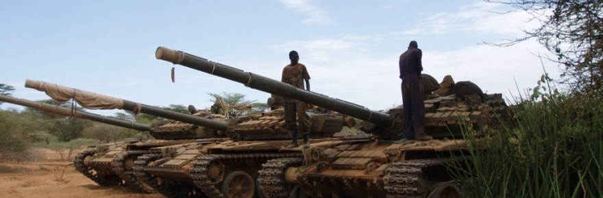 Loyal SPLA troops preparing for an assault in South Sudan's volatile region of Jonglei State(Photo: file)