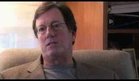 Eric Revees, a controversial historian, speaking during an interview on Sudan and Darfur(Photo: file)
