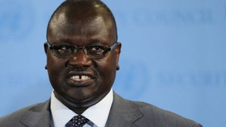 Dr. Riek Machar, Chairman and Commander-in-Chief of SPLM/A (IO) (Photo/file)