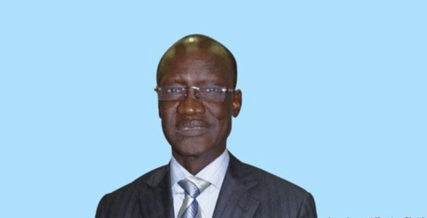 Telar Ring Deng, South Sudan ambassador to Russia(Photo: file)