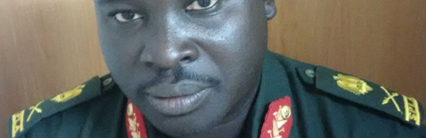 Maj. Gen. Oyet Nathaniel Pierino, SPLM/A-IO governor of Imatong State(Photo: file)