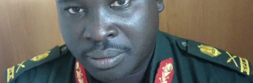 Maj. Gen. Oyet Nathaniel Pierino, SPLM/A-IO governor of Imatong State(Photo: file)