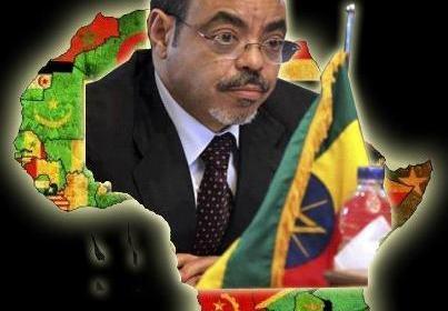 Former Ethiopian Prime Minister Meles Zenawi, 1995 - 2012(Photo: file)