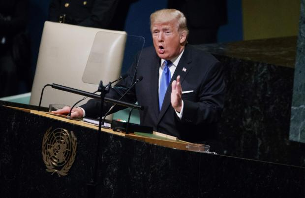 US President said he will send his U.N. envoy Nikki Haley to South Sudan and the Democratic Republic of Congo.(Photo: UN Assembly)
