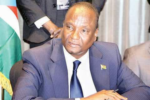 Taban Deng Gai ( Mohammad Hassan El-Hagg Siddig) a self-imposed First Vice President, replacing ousted First Vice President, Dr. Riek Machar Teny(Photo: supplied)