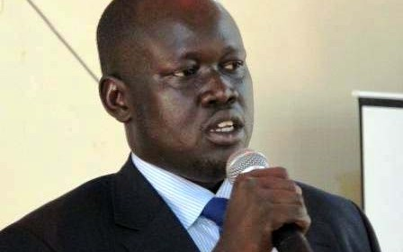 Nhial Majak, former Mayor of Bor Municipality Council, could be the next deputy mayor of Juba city(Photo: file)