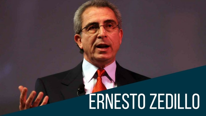 Ernesto Zedillo, former President of Mexico (1994-2000), and Director of the Yale Center for the Study of Globalization calls on world leaders to punish South Sudan warlords(Photo: file)