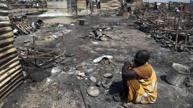 UN, US failed to prevent 'ethnic cleansing' in South Sudan