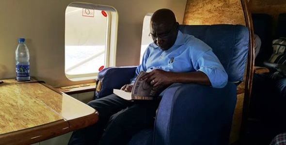 South Sudan's Former Army Chief Of Staff Paul Malong Under House Arrest In Exile
