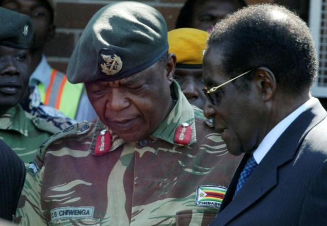 Mugabe's Dictatorial Flair Ends in a House Arrest:  A Great Lecture for South Sudan.