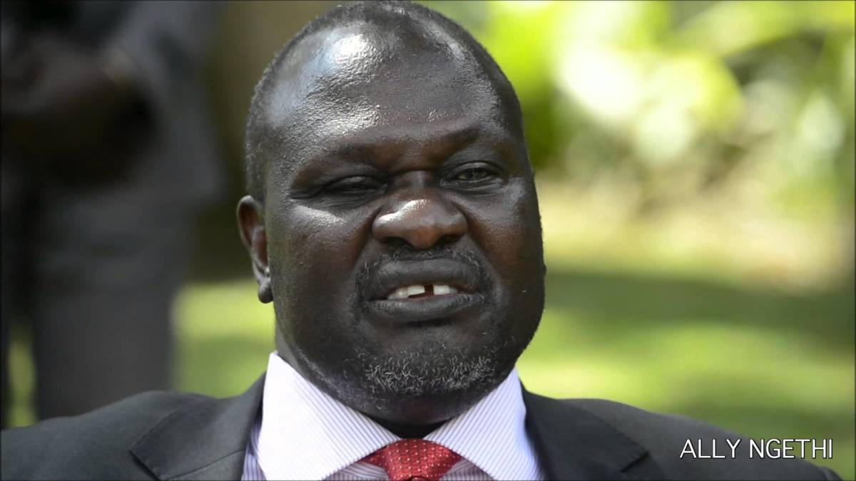 BREAKING NEWS: IGAD Fails To Invite South Sudan Main Opposition Leader Riek Machar To Its Revitalization Forum