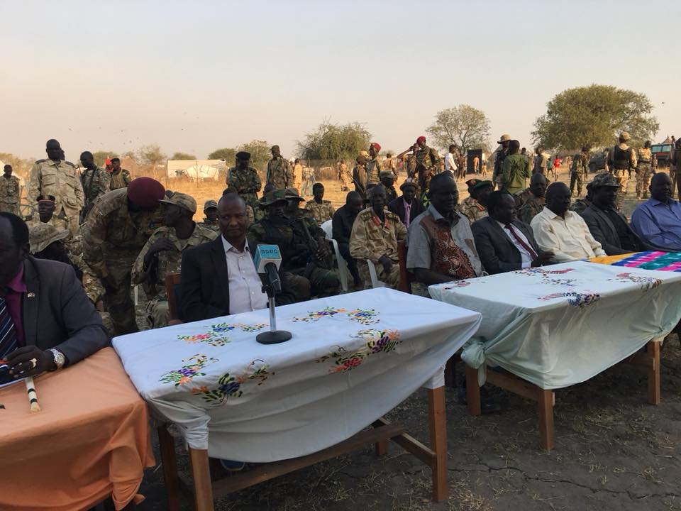 "BREAKING: Lou-Nuer Elders Reject Controversial First Vice President  - a ""Poisonous Fresh Fish"""