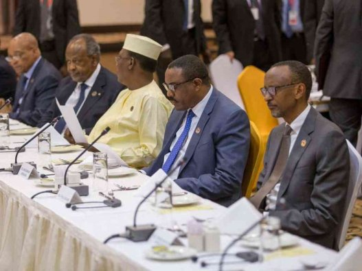 IGAD leaders holding peace talks on South Sudan in Addis Ababa, Ethiopia(Photo: file)