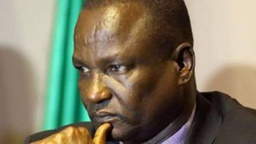 Gen. Taban Deng Gai, a First Vice President of Salva Kiir's Transitional Government of National Unity(Photo: file)