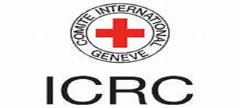 International Committee of Red Cross (ICRC) logo (File photo)
