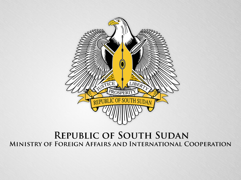 South Sudan's Coat of Arms (Credit: South Sudan embassy in Norway)