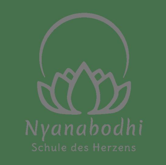 Logo Nyanabodhi - Schule des Herzens