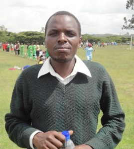 HOD Mathematics & Science, Mr. Alphonce Kimutai Kirui