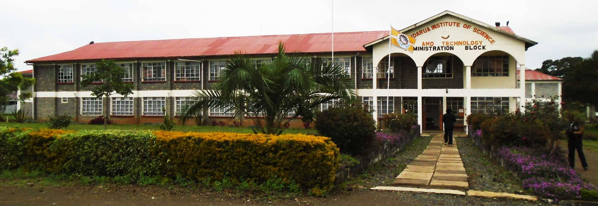 Nyandarua-Institute-of-Science-and-Technology-Administration Block