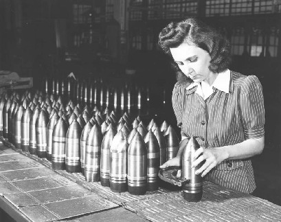 Image result for american factories during world war 2
