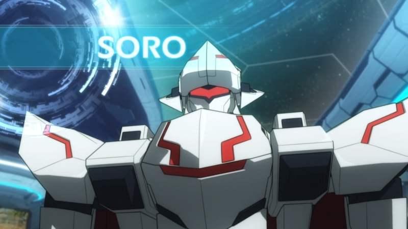 【PSO2アニメ】SOROさん