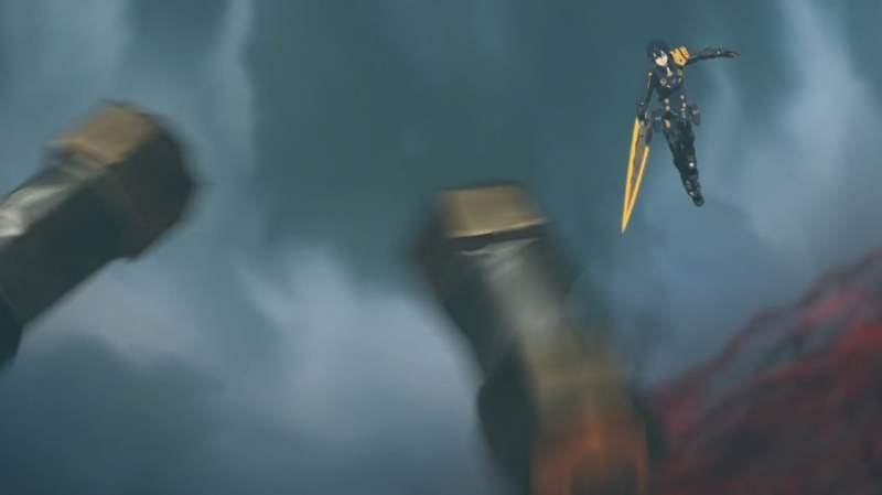 【PSO2アニメ:2話】イツキのスリラープロード