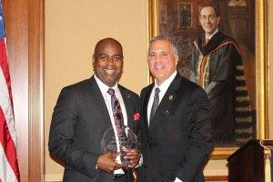 Honorable Ras J. Baraka - NYAPE Fall 2015 Dinner