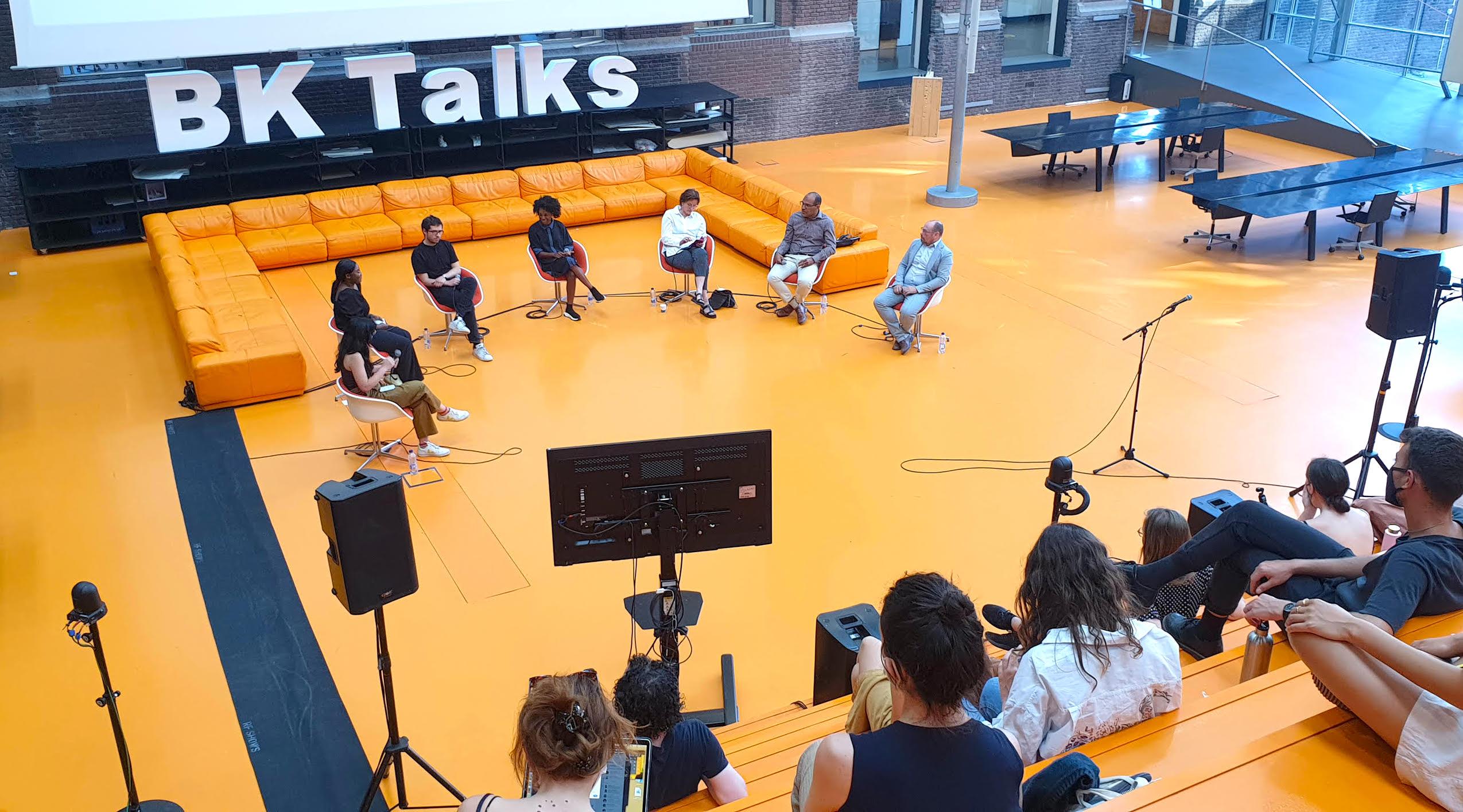 BK Talks: Raising awareness. Dissecting diversity in design _ Nyasha Harper-Michon