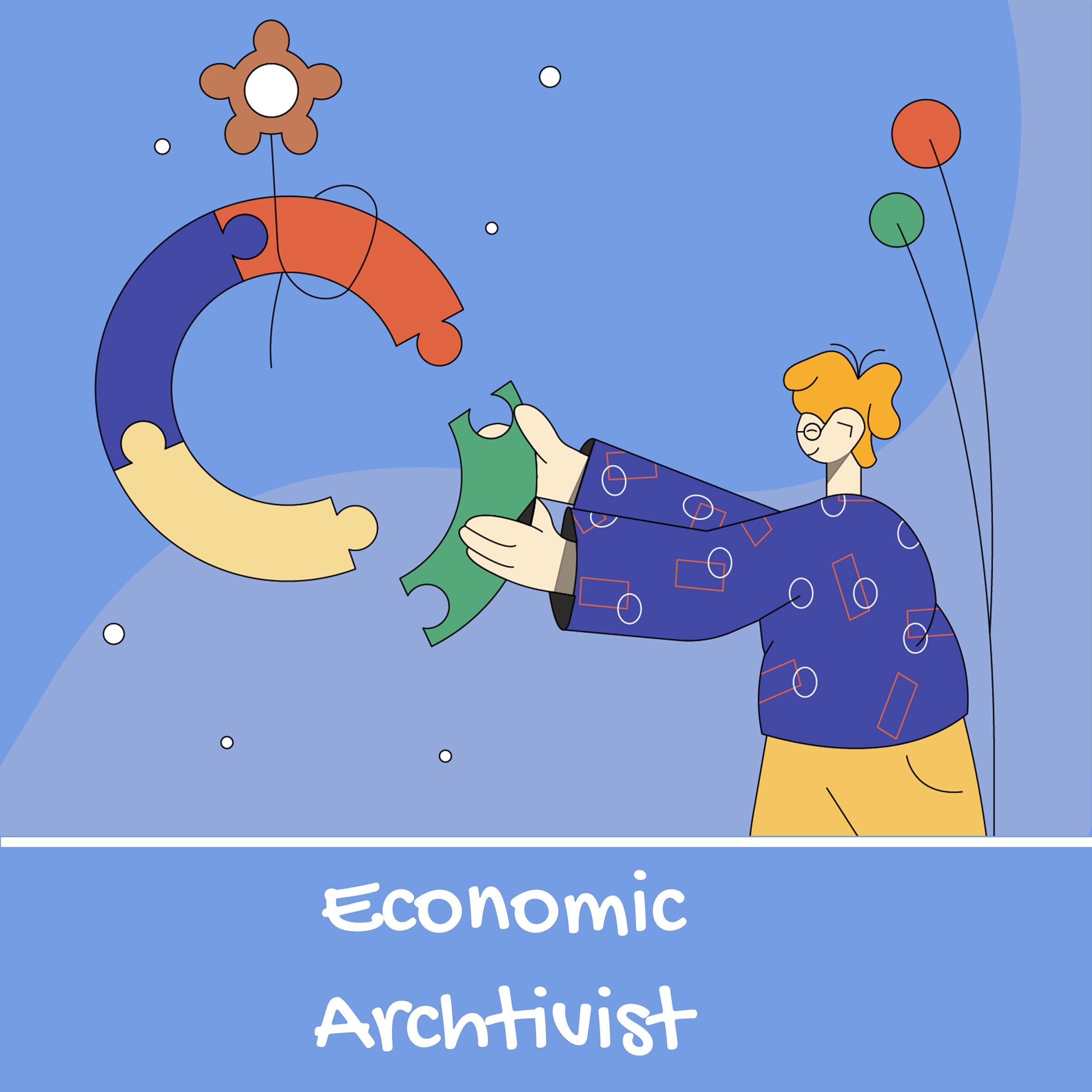 Nyasha Harper-Michon - Economic Archtivist