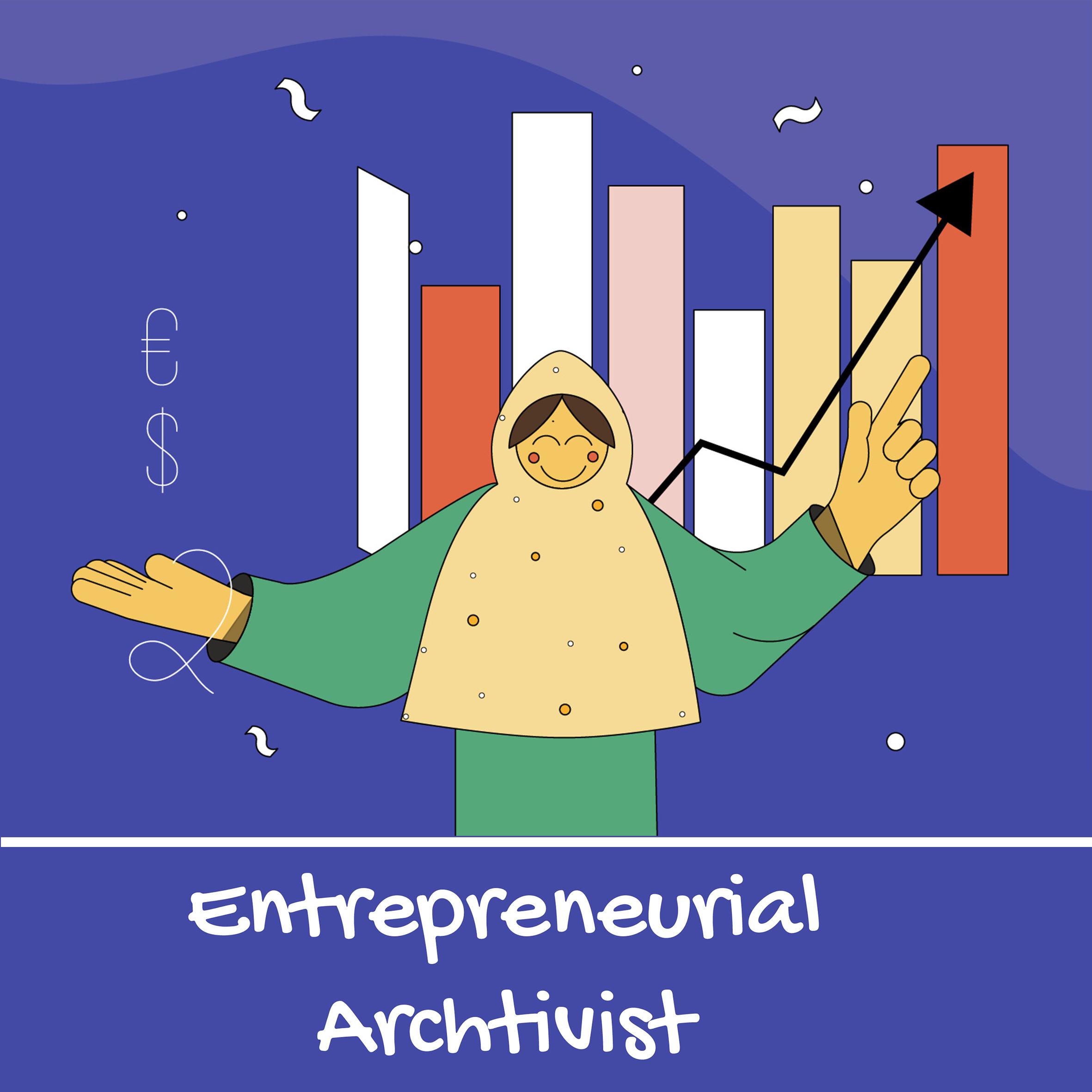 Nyasha Harper-Michon - Entrepreneurial Archtivist