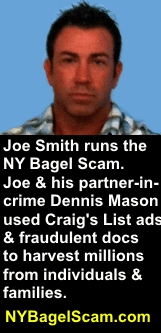 Joe Smith Scammer